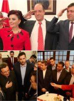 در متن ضیافت کنسولگری ترکیه در ارومیه؛ عزت و اقتدار ملی سیری چند؟