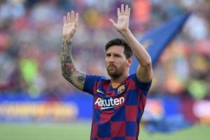مسی کاهش ۷۰ درصدی دستمزد بازیکنان بارسا را تایید کرد