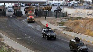 آغاز عملیات «پنجه عقاب»؛ نیروهای ویژه ارتش ترکیه در اقلیم کردستان مستقر شدند