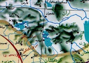 شمه ای از تاریخ بخش سیلوانا براساس منابع تاریخی بعد از ظهور اسلام تا هجوم مغولان
