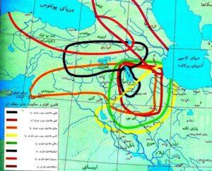 شمه ای از تاریخ بخش سیلوانا بر اساس منابع باستان شناسی تا قبل از ظهور اسلام