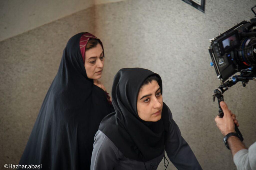 """فیلمبرداری فیلم کوتاە """"شوێن پەنجە"""" بە نویسندگی و کارگردانی زانیار محمدی نکو در مهاباد بە پایان رسید"""