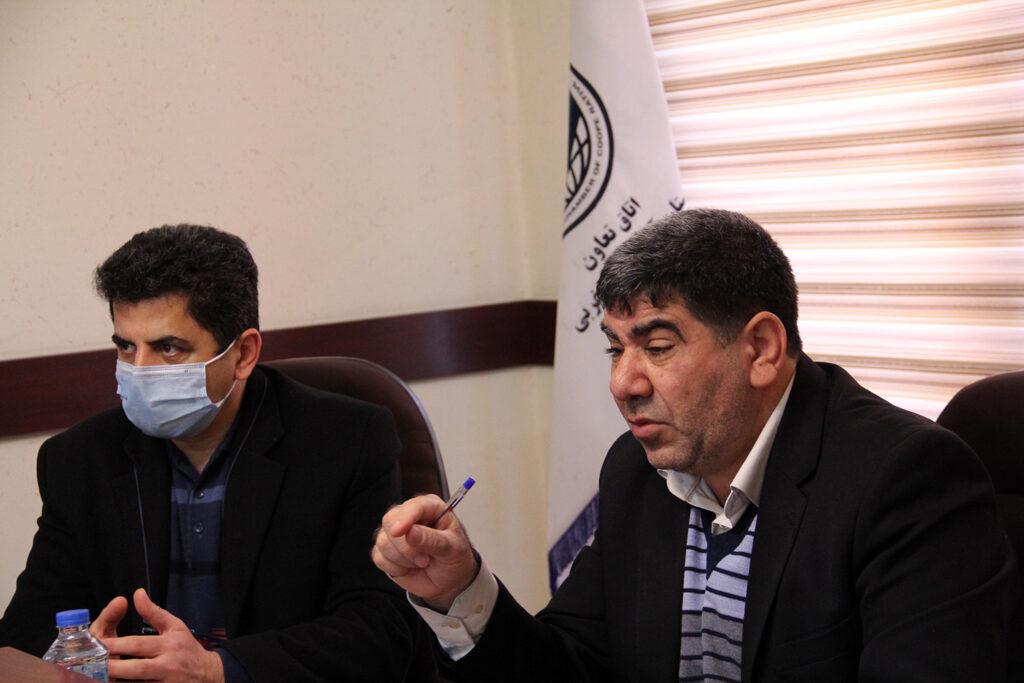 میزان اشتغال در مجموع تعاونیهای استان آذربایجان غربی بیش از ۹۰ هزار نفر بوده است