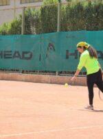 دختر تنیسور آذربایجانغربی به نیمهنهایی دونفره تور جهانی راه یافت