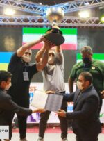 پایان اولین دوره مسابقات پاورلیفتینگ قهرمانی باشگاههای جهان در ارومیه
