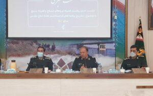 اجرای ۶٨٠٠ برنامه توسط کمیتههای نیروهای مسلح و بسیج آذربایجان غربی در هفته دفاع مقدس